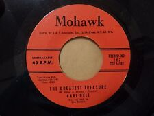 Call Bell Greatest treasure / Let's leave it that way Mohawk 117 VG++