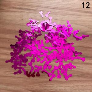 2000Pcs/bag Plastic Wedding Confetti Party Supplies DIY Sequins Balloon Decor