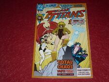 [BD DC COMICS USA] TEAM TITANS # 1 (Cover E) - 1992