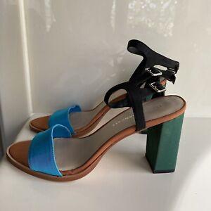 Loeffler Randall Women's Dress Sandals, Black, size 8