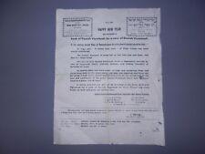 jewish judaica rabbi letter palestine ww2 holocaust survivors knesseth israel