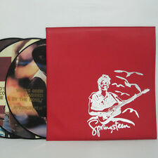 BRUCE SPRINGSTEEN - WHO'S BEEN COVERED BY THE BOSS PART 1-3 3LP PICTURE DISC