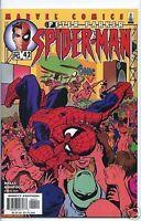 Peter Parker Spider-man 1999 series # 42 near mint comic book