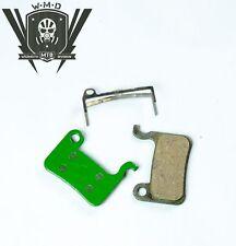 WMD Shimano Organic Brake Disc Pads to fit XTR M965, M966, Saint M800, XT 765