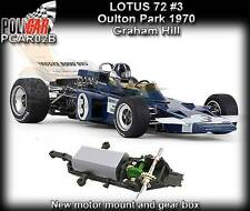 Policar CAR02B Lotus 72 Oulton Park 1970 - suits Scalextric slot car track