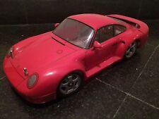 Kyosho Porsche 959 1/8 Nitro AWD RC Car Super Rare