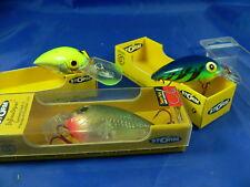 3 Manivelle Storm 1x5cm 9gr- 1x5cm 11gr- 1x6cm 16gr spinning pêche au lancer