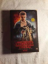 Netflix Stranger Things Season 1 4-Disc DVD/Blu-Ray Collector's Edition Box Set