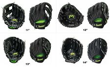 Franklin Field Master Series RTP Recreational Baseball / Softball Glove, Black