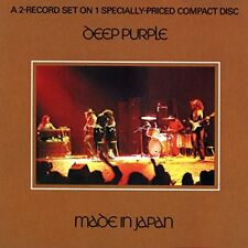 CD de musique importation deep purple