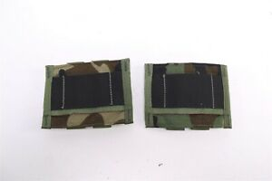 TWO Safariland SPEAR ALICE Adapter MOLLE Kit Bag Pack Woodland