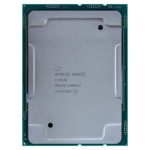 Intel Xeon Platinum P-8136 OEM CPU LGA-3647 2.0GHz 28-Core 165W SR2YN ~ 8176