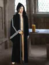 Medieval Pagan or Druid Ritual Robe with Hood Handmade