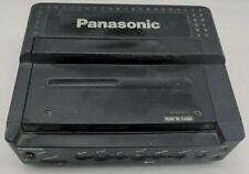 Panasonic S-VHS Video Cassette Recorder ag-750p Japan Surveillance Unit