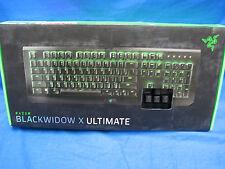 Razer Blackwidow X Ultimate Keyboard NIB