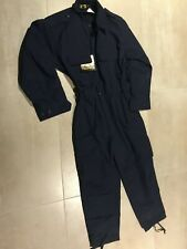 coverall  airman style, new old stock, small short,