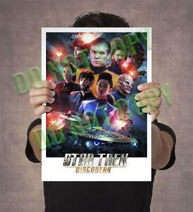 Star Trek Discovery Season 2 - A3 Poster
