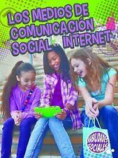 Los Medios de Comunicaci?n Social y la Internet  (ExLib) by Meg Greve