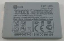 OEM Battery LGIP-400N 1500 mAh for Optimus M, U, V, T, S, 1, LS670 P509 VM670