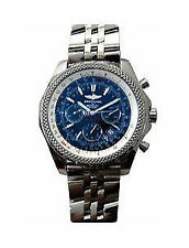 Breitling Stainless Steel Case Wristwatches with Chronograph