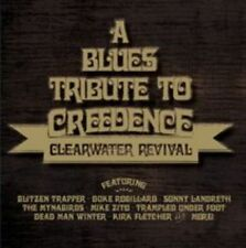 A Blues Tribute to Creedence Clearwater Revival CD