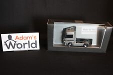 """Herpa Mercedes-Benz Actros 1:87 silver """"Made for you"""" (JS)"""