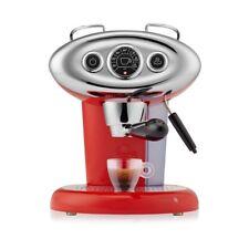 Illy X7.1 rossa - macchina da caffè Iperespresso