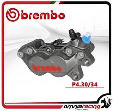 Brembo étrier Left avant P4.30 / 34 Titanium Color 40mm montage avec Pads