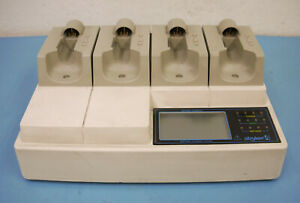Stryker 4110-120 Modular 4 Station Battery Charger w/ (4) 4110-422 Modules