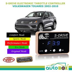 SAAS Electronic Throttle Controller for VW Touareg 2002-2010 S Drive Boost