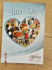 SLIMMING WORLD SLIM FOR LIFE BOOKLET NEW - HOW TO MAINTAIN/ KEEP WEIGHT OFF