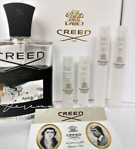CREED AVENTUS MEN EDP Eau de Parfum 10ml Sample Travel Spray
