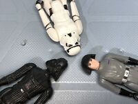 Vintage Star Wars Darth Vader Action Figure Case Support Strap 157004