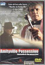 AMITYVILLE POSSESSION - DVD (NUOVO SIGILLATO) DAMIANO DAMIANI