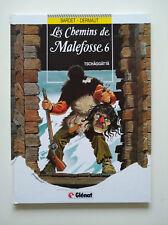 EO 1991 (très bel état) - Les chemins de Malefosse 6 (tschäggättä) - Bardet