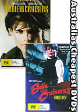 Eddie and The Cruisers 1 & 2 DVD Postage Within Australia Region 4