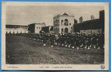 CPA : MAROC - FEZ - La garde noire du Sultan / 1935