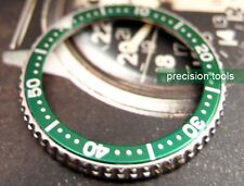 0978 Green Replacement Bezel Insert For 6309-7040 Scuba 7S26 Turtle 16610LV