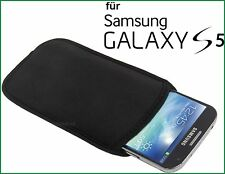 Neopren Soft Case Schutzhülle Handytasche -für Samsung Galaxy S5 V / i9600