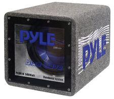 "NEW 10"" Subwoofer Speaker w/ Bandpass Enclosure.Compact Sub Woofer.ten inch Bass"