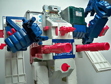 D2000667 FORTRESS MAXIMUS G1 TRANSFORMERS 1987 VINTAGE 100% COMPLETE
