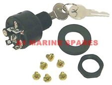 A1 Johnson Ev​inrude Outboard ignition switch Push Key Choke 6 terminal 393301