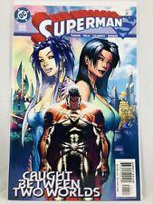 Superman #202 DC Comics April 2004 Caught Between Two Worlds