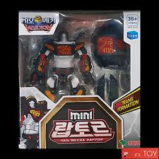 Geo Mecha Beast Guardian MINI RAPTOR 05 Dinosaurs Transformer Robot Young Toys