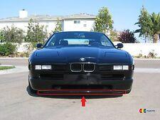 BMW 8 E31 M Sport Neu Original Vorne Stoßstange Unten Gummi Spoiler 2252697