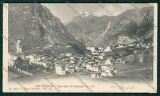 Sondrio Caspoggio cartolina QQ7676