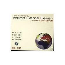 LES MURRAY'S WORLD GAME FEVER COLLECTORS EDITION 2CD NEW