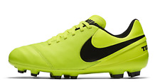 Nike Tiempo Legend VI FG Firm Ground Youth UK 5.5 EU 38.5 Football Boots Shoes