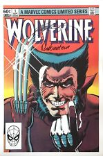 12x18 Marvel Color Print Wolverine LE #1 Hand Signed by Claremont & Rubinstein