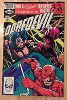 Daredevil #176 (Nov 181) - Frank Miller - Elektra - 1st app Stick